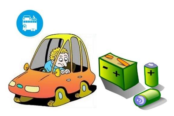truffa batteria auto