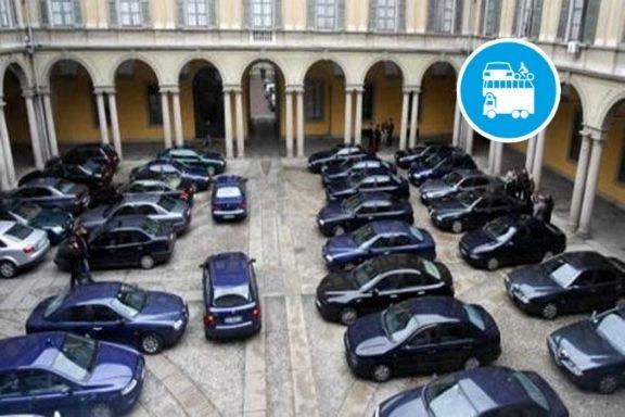 Attualit raccolta di news sul comportamento stradale for Numero parlamentari italiani