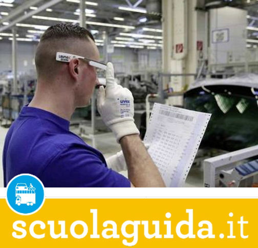 L'industria automotive tedesca utilizzerà i Google Glass per automobili perfette!